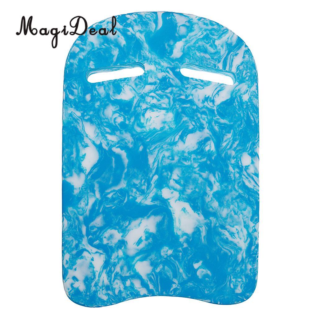 MagiDeal Swimming Kickboard Kids Adults Safe Pool Learn Training Aid Float Board Blue