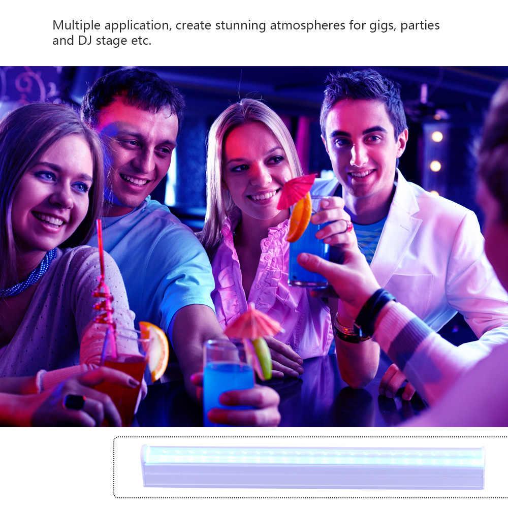 גופי UV אור LED 6 W מנורה ניתן לעמעום אור מנורה ניידת עבור פוסטר UV אמנות UV עבור חלק DJ