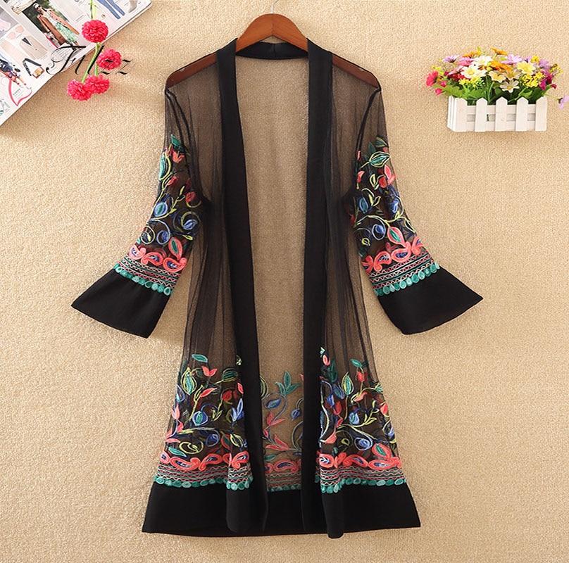 1-5 T Kinder Baby Mädchen Floral Gedruckt Quaste Offene Strickjacke Kimono Oberbekleidung Sommer Mantel Lose Beiläufige Bluse Kleidung Blusen & Hemden