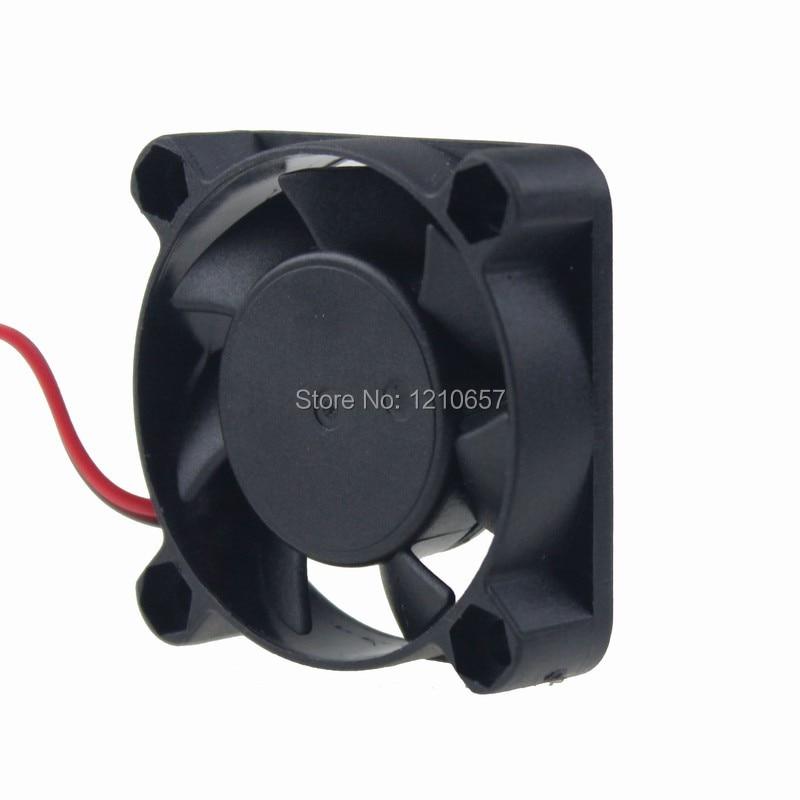 10PCS LOT Gdstime Cooler 40 x 40 x 10mm 4010s DC 2Pin 12V 40mm Computer Cooling Fan 4
