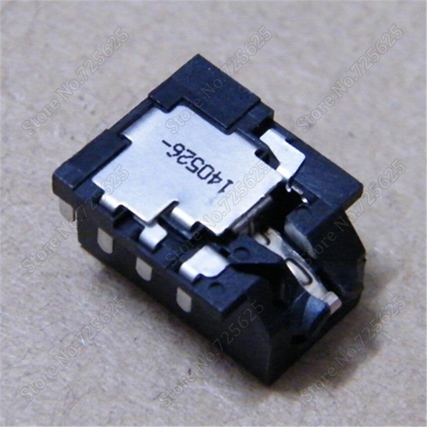 Nouveau 3.5 audio jack pour lenovo flex 2-14 flex 2-14d ordinateur portable audio connecteur casque jack