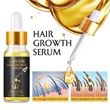 Сыворотка для быстрого роста волос LAVDIK имбирь эфирное масло против потери волос жидкость для восстановления поврежденных волос растущие женские и мужские TSLM1