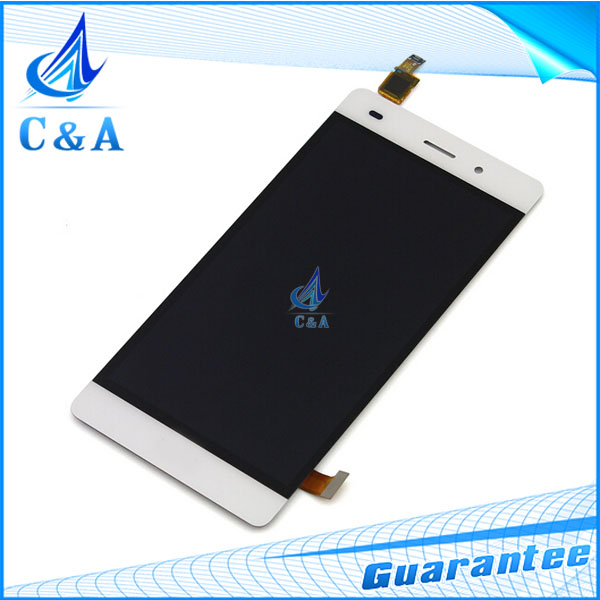 5 pcs tested DHL/EMS post replacement repair parts 5 inch screen for Huawei Ascend P8 lcd display with touch digitizer assembly