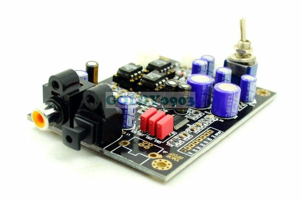 Ad1865 Dekodierung Fertige Board R2r Dekodierung Nos Modus Dac Hifi Audio Gute 2019 Offiziell Tragbares Audio & Video