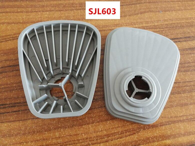 Brillant 1 Paar Sjl 603 Filter Adapter Plattform Für Befestigung 5n11 Und 5p71 Filter Verwenden 3 Mt 6200 7502 6800 Maske Gleiche 3 Mt 603 Wirksamkeit Online Rabatt