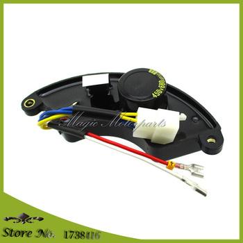 AVR automatyczny regulator napięcia Generator do 4KW 5KW 5 5KW 6KW 6 5KW 7KW 7 5KW jednofazowy benzyny lub oleju napędowego Generator tanie i dobre opinie xlyze AVR Automatic Voltage Regulator Generator For 4KW 5KW 5 5KW 6KW 6 5KW 7KW 7 5KW Single Phase Gasoline