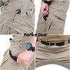 IX9 City Tactical Cargo Pants Men Combat SWAT Army Military Pants Cotton Many Pockets Stretch Flexible Man Casual Trousers XXXL 12
