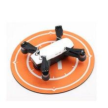 Drone вертолетную площадку Вертолетная площадка складной для DJI SPARK DJI Мавик Pro Drone RC Quadcopter 20 м Прямая