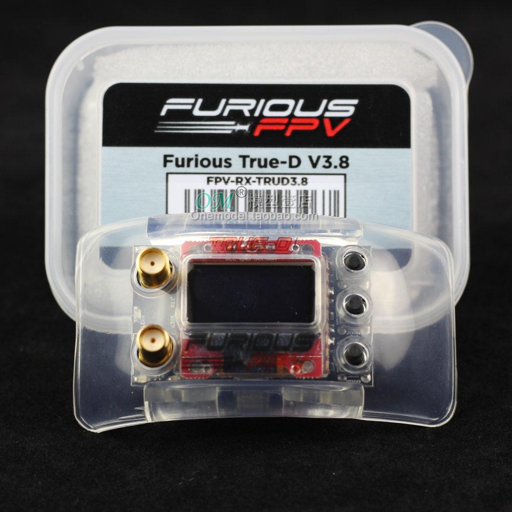 New arrive FPV Furious Ture D v3 8 5 8G FatShark HD3 HDO DOM receiver for