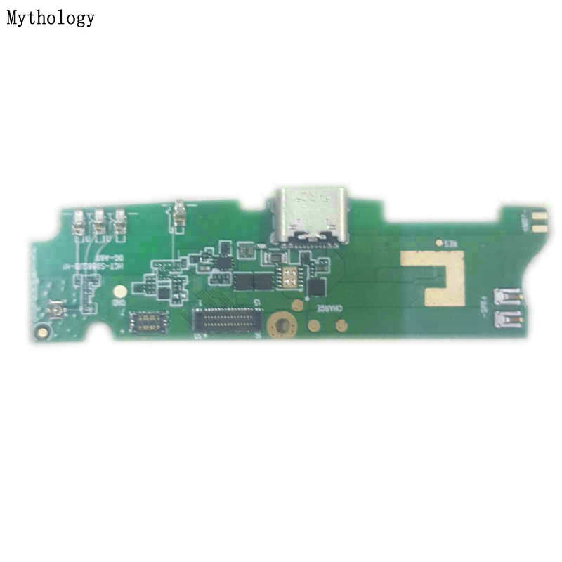 Mythology For Doogee BL9000 USB Board Flex Cable Dock Connector Microphone 5.99 Inch Mobile Phone Charger Circuits