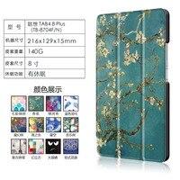 For Lenovo Tab 4 8 Plus Tablet Case For Lenovo Tab 4 8 Plus TB 8704F