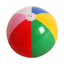 Fun Sport Toy Ball Inflatable Beach Ball Outdoor Swimming Pool Party Favor Inflated Water Toys Children Pllay Game Props
