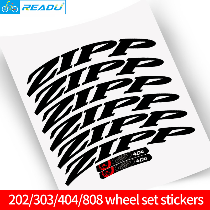 Applicable To Firecrest 202/303/404/808 Carbon Knife Road Bike Wheel Set Rim Sticker One Round