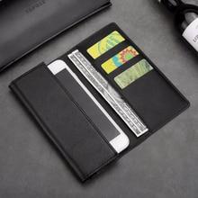 CKHB 8 Plus настоящая кожаная сумка для телефона чехол для iPhone 6 s 7 8 Plus X Xs Max Чехлы С Откидывающейся Крышкой