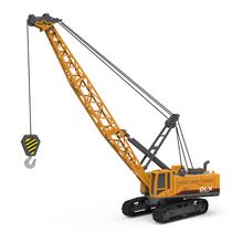 Кран игрушечный строительный автомобиль 1:50 литье под давлением инженерные игрушки грузовик трактор Высокая симуляция мальчиков модель машины игрушки для детей