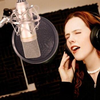 Hot Sale Condenser YR03 Microphone Sound Mic Studio Recording Microphone For KTV DJ Professional