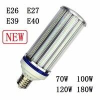 E27 E40 LED Bulb Light E26 E39 70W 100W 120W 180W Street Lighting 220v High Bright