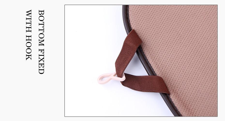 3D Air mesh car front seat cushion (18)