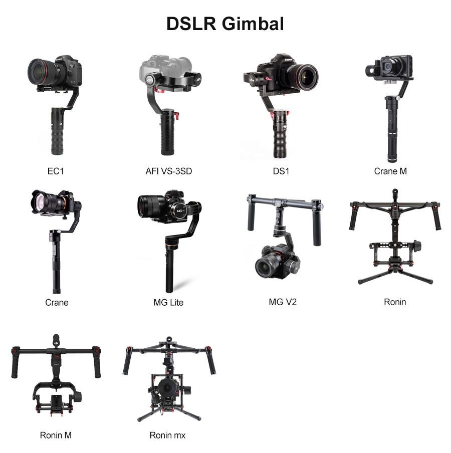 DSLR-gimbal
