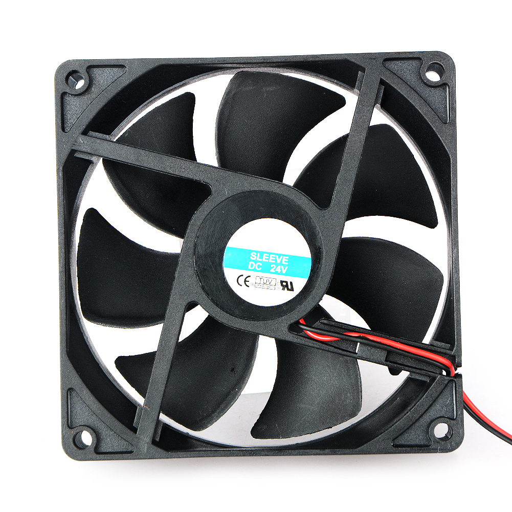 For 1Pcs Nidec TA350DC M34261-68L 9cm 24V 0.28A 3-wire inverter fan