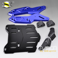 Carrier Tail Rack Trunk Board For Honda Forza 125 Motorcycle Rear Luggage Bracket Tail Rack Top Box Case CNC Motorcycle