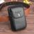 De Células de alta Calidad/Bolsillo para el Teléfono Móvil Caja de Cigarrillo de Cuero Genuino Real Hombres Fanny Paquete de La Cintura Molle Cinturón Monedero Del Diseñador bolsa