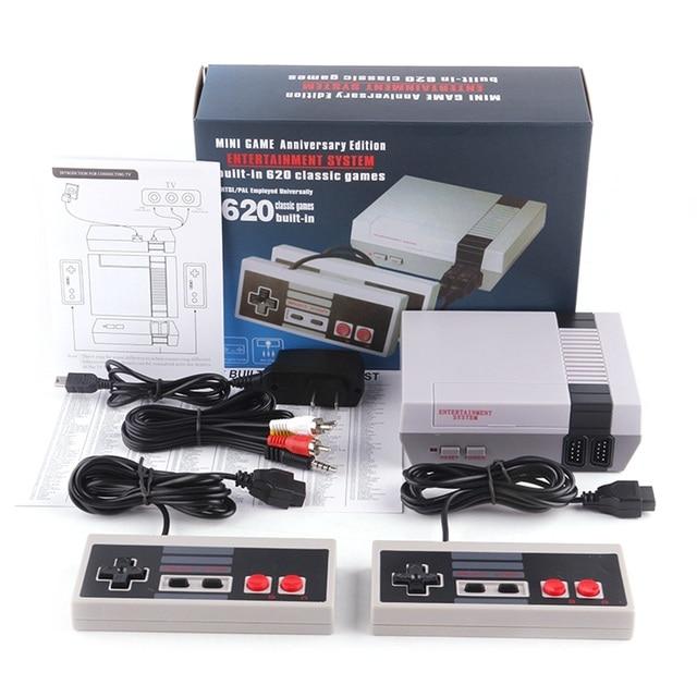 MINI NES Classic - 620 games Original Gamepad