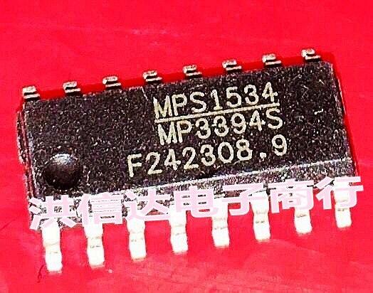5pcs/lot MP3394SGS-Z MP3394SGS MP3394S MP3394 SOP-16 In Stock