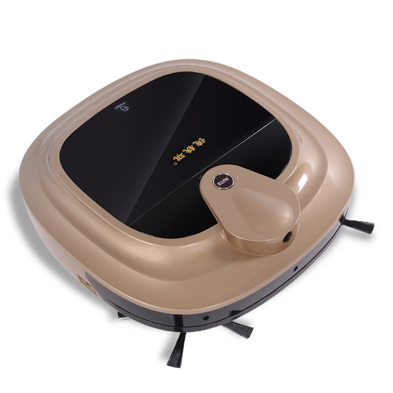 Smart Robot Vacuum Cleaner Sweeping and Moping Household Vacs