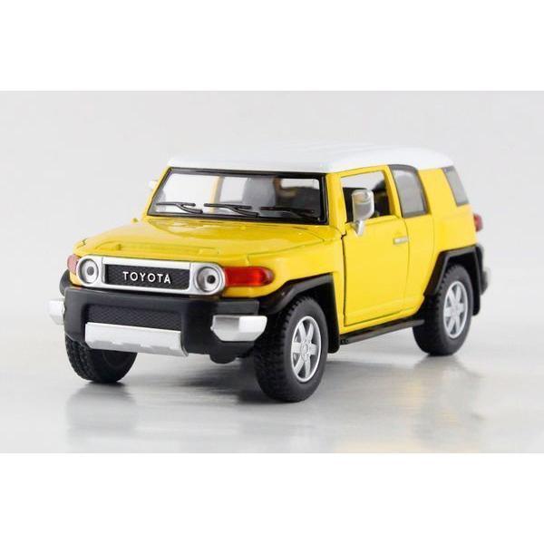 children kids kinsmart toyota fj cruiser model car 136 kt5343 5inch diecast metal alloy