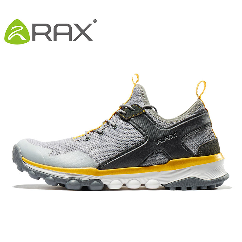 RAX New Arrival Cushioning Men Running Shoes Breathable Mesh Sneakers Man Sports Sneakers Men Outdoor Shoes zapatillas Hombre