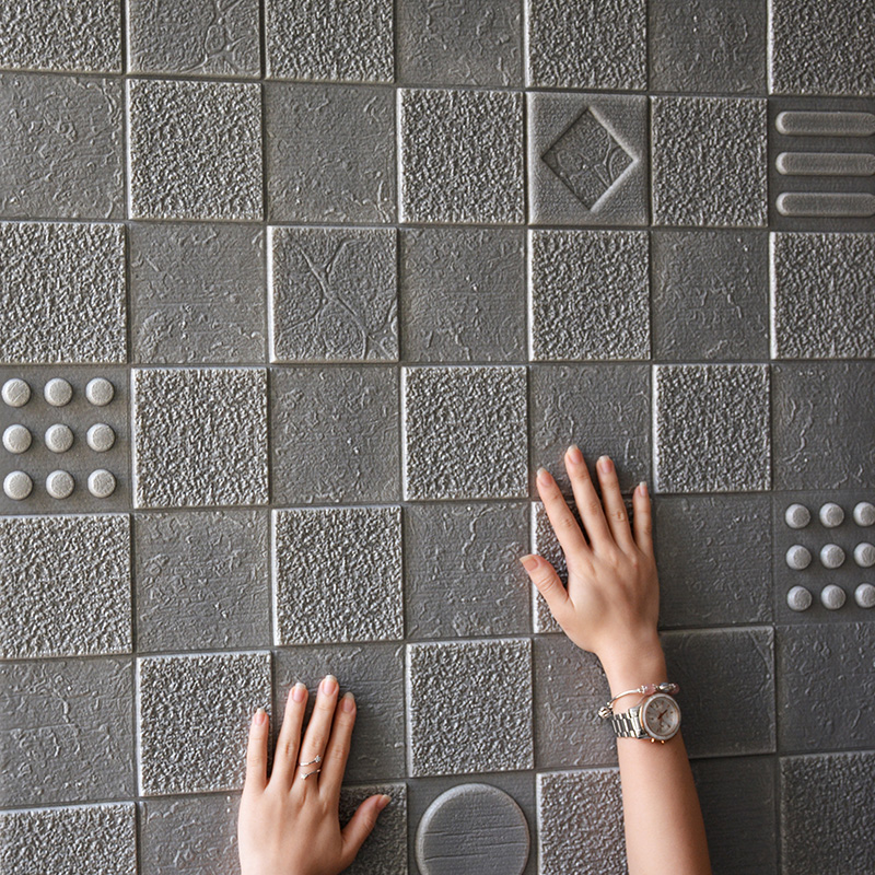 70X70cm  Foam 3D Wall Stickers Wallpaper DIY Brick Stone Wall Decor Living Room Kids Bedroom Modern Style Decorative Sticker