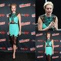 Celebrity Rebecca Romijn Short Evening Dress Vestido De Noche Curto