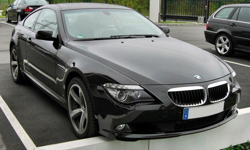 For BMW SERIES E E Ci I Ci M - 2006 bmw 645ci
