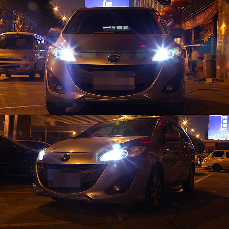 2x W5W LED Lamp T10 led Bulb Car Light 12V~24V White DRL 3030 Chips SMD 194 168 Turn Signal License Plate Light Clearance Light