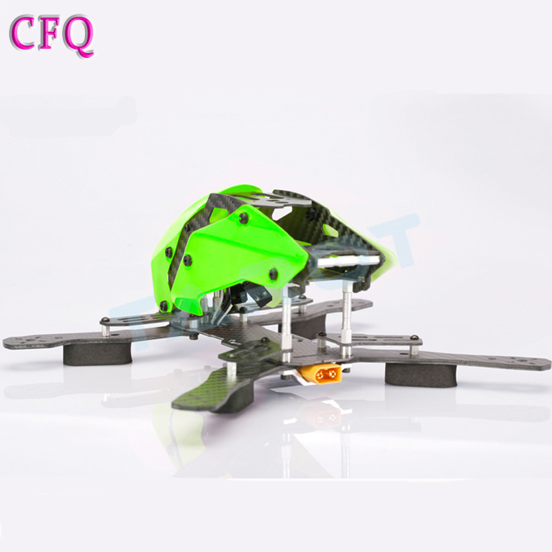 Ormino Fpv Quadcopter Frame Kit Tarot 250 Half Carbon Fiber Mini ...