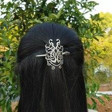 10 pièces nordique Viking Celtics Knotwork épingle à cheveux bijoux pour femmes Cetilcs cheveux bijoux