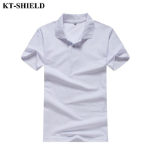Famous Brand Men's Polo Shirt Solid Casual Tee Shirt Tops Homme Camisas Polos Cotton Short Sleeve Polo Shirt Men Jerseys Shirt