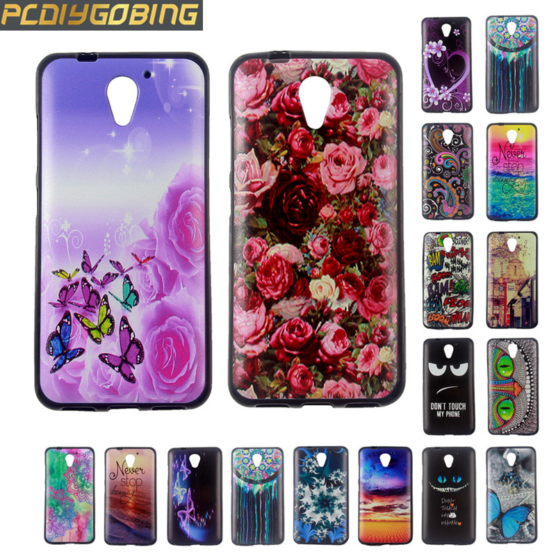 Luxury Color Painting Fundas Capa Cover for ZTE A510 Cool Gel Soft TPU Silicone Phone Case Cover Celular For ZTE Blade A510 5.0