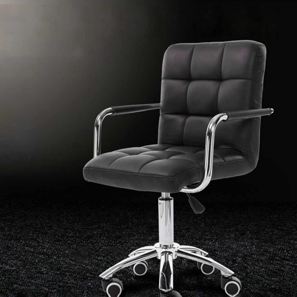 2019 ГОРЯЧЕЕ ПРЕДЛОЖЕНИЕ Новое модное повседневное подъемное кресло офисное рабочее кресло Салон красоты черное салонное кресло шкив табурет стильный хлопок