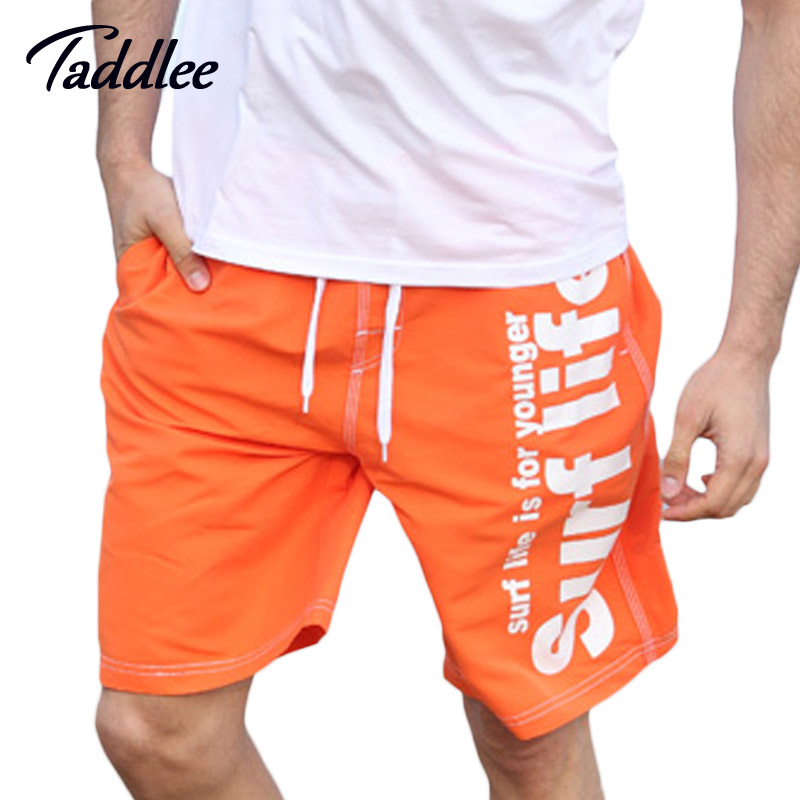 Men Beach Shorts Brand Quick Drying Men Shorts Man Short Pants Plus Size XXXL Boardshort Sunga Bermuda Masculina