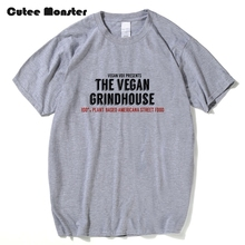 """The Vegan Grindhouse"" t-shirt"