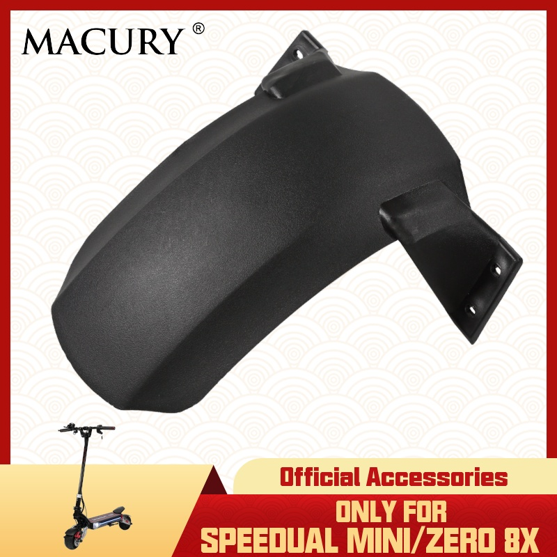 Fender Mudguard Front Rear For Speedual Mini Zero 8X Zero8x Electric Scooter Wheel Cover Macury Accessories Spare Parts