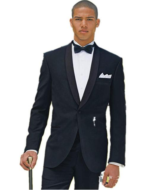 de1b8dcc85ec1 Lana para hombre trajes de vestir para hombre desgaste del novio ( Jacket +  Pants + bow ) ...