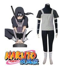 Anime Naruto Uchiha Itachi Halloween Cosplay Costume