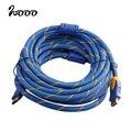 Высокая Скорость Долго HDMI Кабель 1.5 м 3 м 5 м 10 м 15 м 20 м Поддержка 1080 4 К 3D Ethernet для Xbox PS3 HDTV