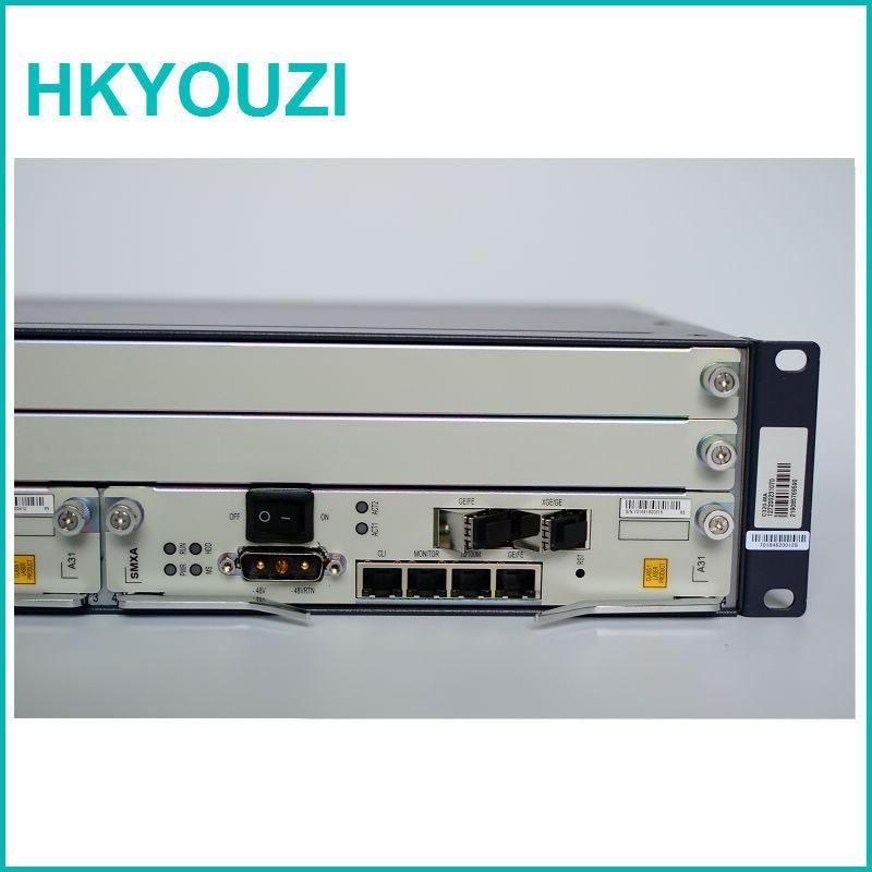 ZXA10 C320 OLT, SMXA / 3 kártya * 2PCS 2port 10G + 2port 1G felfelé - Kommunikációs berendezések - Fénykép 1