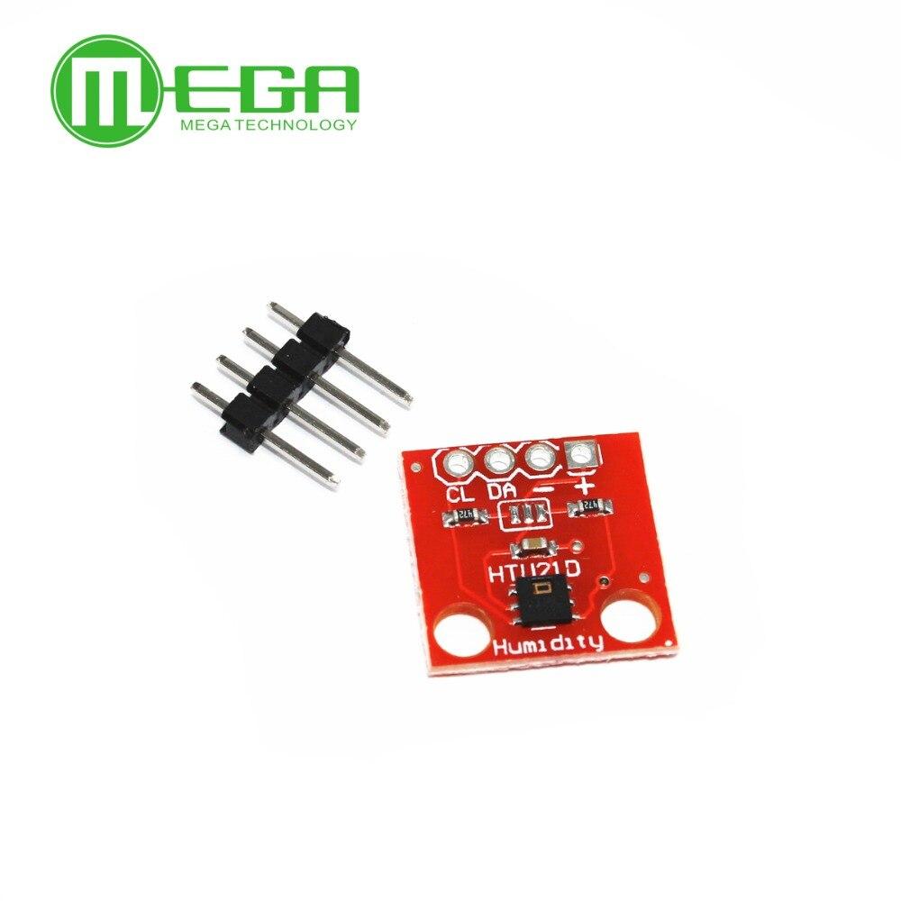 2PCS HTU21D Temperature and Humidity Sensor Module Temperature Sensor Breakout