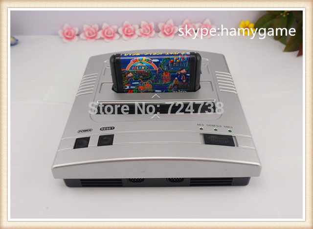 HAMY FC3Plus - North America & Japanese NES, Super NES, and SEGA Genesis 5