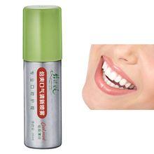 20мл дыхание освежитель спрей для полости рта мятный неприятный запах изо рта Лечение рта